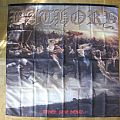 Bathory - Blood Fire Death, huge posterflag, flag, poster