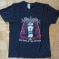 Sarcofago - The Laws Of Scourge T- Shirt (Size M)