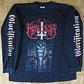 Marduk - Glorification Longsleeve 1996 (Size XL) TShirt or Longsleeve