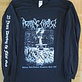 Rotting Christ - TShirt or Longsleeve - Rotting Christ -  25 Years Of Anti-Christian Resistance Longsleeve 2015 (Size L)