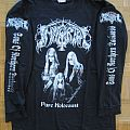 Immortal - Pure Holocaust Longsleeve 1993 (Size XL)