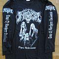 Immortal - Pure Holocaust Longsleeve 1993 (Size XL)