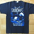 Desaster - Tyrants Of The Netherworld Reprint T- Shirt (Size M)