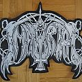 Immortal - Old Logo Backpatch (Patch)