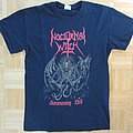 Nocturnal Witch - Summoning Hell T- Shirt 2014 (Size M)