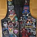 Leather Battle Jacket, Vest, Kutte