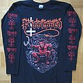 Possessed - Evil Over Europe 2016 Tour Longsleeve (Size M)