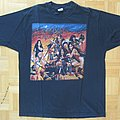 Goddess Of Desire - Symbol Of Triumph / Metal Forever T- Shirt 1998 (Size XL)