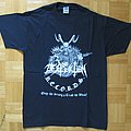 Destruktion Records - Only The Strong, Crush The Weak! Label T- Shirt 2013? (Size M)