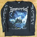 Immortal - At The Heart Of Winter Longsleeve 1999 (Size XL)