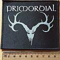 Primordial - Patch - Primordial logo patch