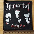 Immortal - Patch - Immortal One By One patch