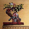 Megadeth - Patch - Megadeth Killing Is My Business patch