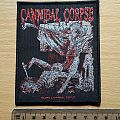 Cannibal Corpse - Patch - Cannibal Corpse Tomb Of The Mutilated patch