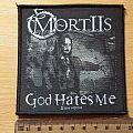 Mortiis - Patch - Mortiis God Hates Me patch