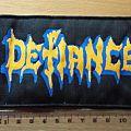Definace - Patch - Definace logo patch