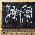 Deeds Of Flesh - Patch - Deeds Of Flesh logo patch