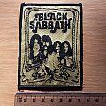 Balck Sabbath - Patch - Balck Sabbath patch