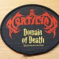 Mortician - Patch - Mortician Domain Of Death patch