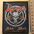 Venom - Patch - Venom Metal Black patch