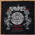 Samael - Patch - Samael Blood Ritual patch