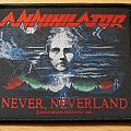 Annihilator - Patch - Annihilator Never Neverland patch