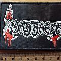 Massacre - Patch - Massacre logo patch
