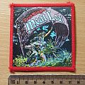 Meat Loaf Deadringer patch