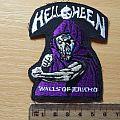 Helloween - Patch - Helloween Walls Of Jerico patch