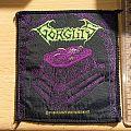 Gorguts - Patch - Gorguts Considered Dead patch