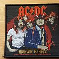 AC/DC - Patch - AC/DC Highway To Hell patch