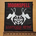 Moonspell - Patch - Moonspell Lusitanian Metal patch 2007