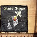 Grave Digger - Patch - Grave Digger Heavy Metal Breakdown patch