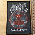 Unleashed - Patch - Unleashed Death Metal Victory patch