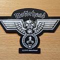 Motörhead - Patch - Motörhead Hammered patch