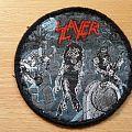 Slayer - Patch - Slayer Live Undead patch