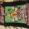 Anal Blast - Hammer Smashed Cunt Final Tour 2008 shirt