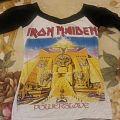 Iron Maiden - Powerslave 3/4 sleeve shirt