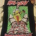 Anal Blast - Hammer Smashed Cunt Final Tour 2008 shirt