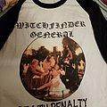 Witchfinder General - TShirt or Longsleeve - Witchfinder General Baseball Tee