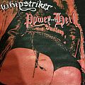 Whipstriker and Power From Hell Split Shirt
