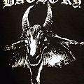 Bathory Goat Hoodie Hooded Top