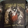 Cradle of Filth Cruelty and the Beast LS TShirt or Longsleeve