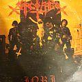 Sarcofago INRI LP Tape / Vinyl / CD / Recording etc