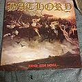 Bathory Blood Fire Death LP