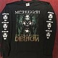 Meshuggah - TShirt or Longsleeve - Meshuggah the true human design LS 97
