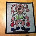 White Zombie Patch 10 x 11 cm
