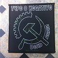 Type O Negative - Patch - Type O Negative patch dead Again