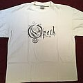Opeth deliverance tour shirt white 03