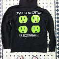 Type O Negative hooded top Hooded Top